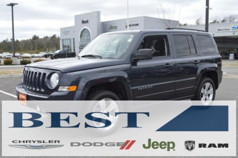 PRE-OWNED 2015 JEEP PATRIOT LATITUDE 4WD