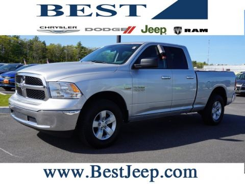 CERTIFIED PRE-OWNED 2017 RAM 1500 SLT 4WD