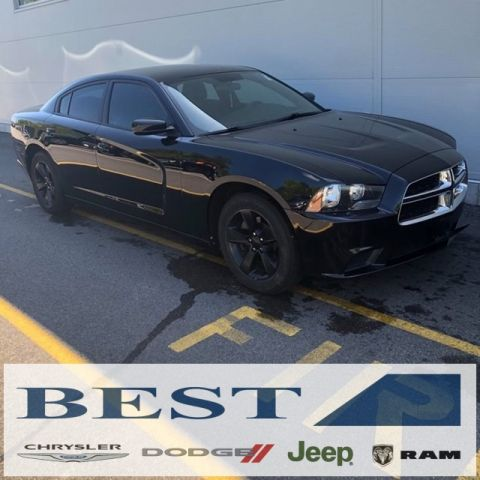 PRE-OWNED 2013 DODGE CHARGER SE RWD 4D SEDAN