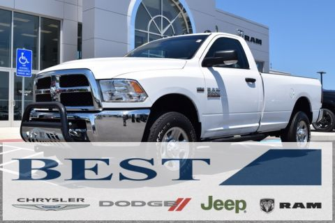 CERTIFIED PRE-OWNED 2017 RAM 2500 TRADESMAN 4WD