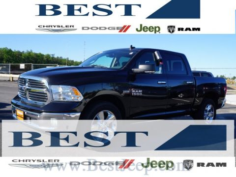 CERTIFIED PRE-OWNED 2016 RAM 1500  4WD