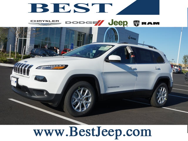 new 2017 jeep cherokee latitude sport utility in plymouth 70040 best chrysler dodge jeep ram. Black Bedroom Furniture Sets. Home Design Ideas