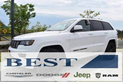 CERTIFIED PRE-OWNED 2019 JEEP GRAND CHEROKEE ALTITUDE 4WD