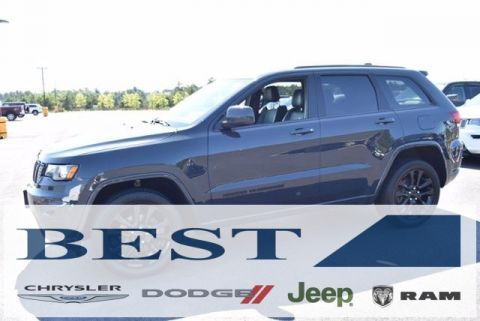 CERTIFIED PRE-OWNED 2018 JEEP GRAND CHEROKEE ALTITUDE 4WD