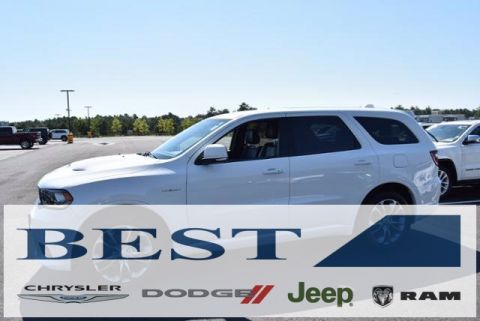 CERTIFIED PRE-OWNED 2020 DODGE DURANGO R/T WITH NAVIGATION & AWD