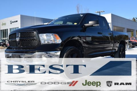 CERTIFIED PRE-OWNED 2016 RAM 1500 OUTDOORSMAN 4WD
