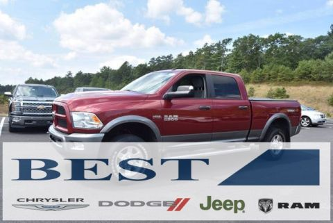 PRE-OWNED 2013 RAM 2500 OUTDOORSMAN 4WD