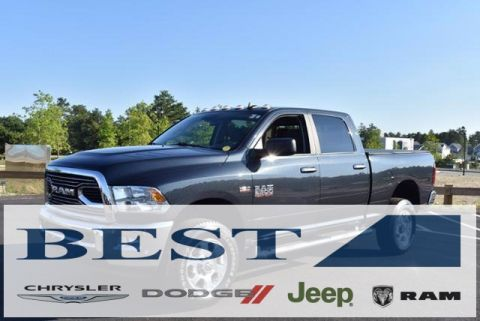 CERTIFIED PRE-OWNED 2017 RAM 2500 BIG HORN 4WD
